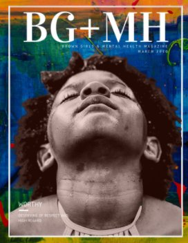 Brown Girls and Mental Health Magazine book cover