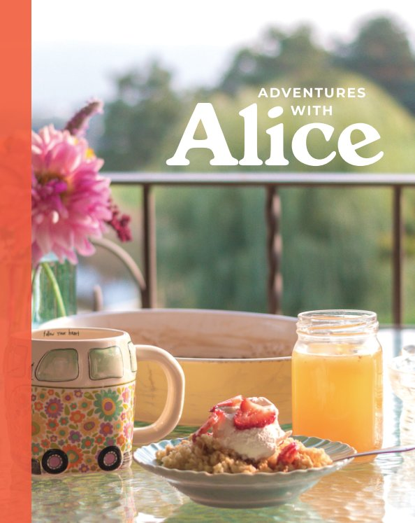 View Adventures with Alice Cookbook by Abigail Page