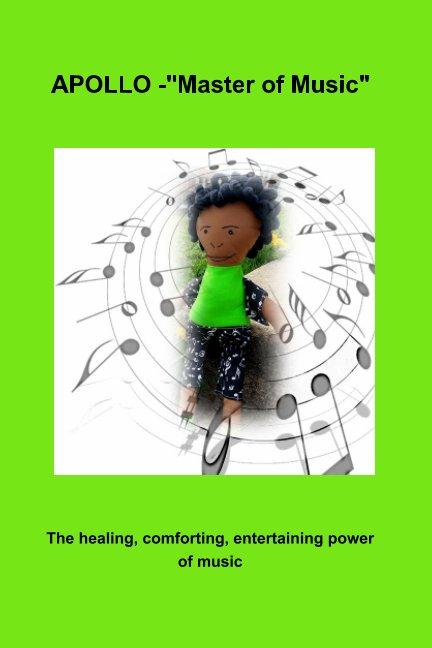 """Ver Apollo """"Master of Music"""" por Valerie Hall Butler"""