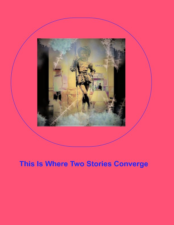 View This Is Where Two Stories Converge by Alexa Hollywood