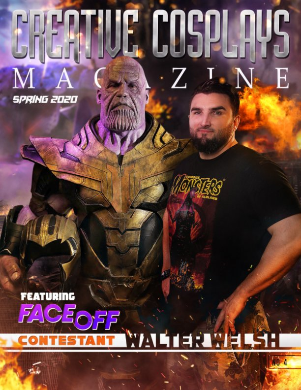 View CCM Spring 2020 by Creative Cosplays Magazine