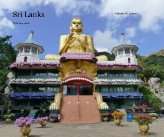Sri Lanka book cover