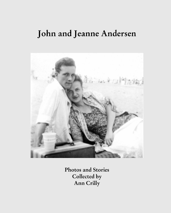 View John and Jeanne Andersen by Ann Crilly