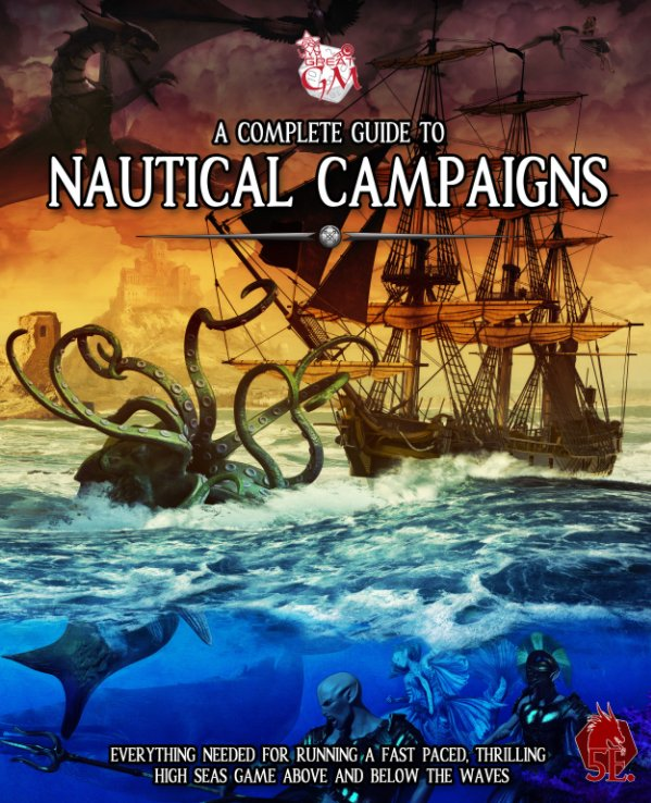 View A Complete Guide To Nautical Campaigns by Guy Sclanders