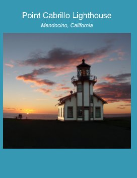 Point Cabrillo Lighthouse book cover