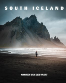 South Iceland book cover