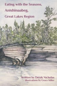 Eating with the Seasons, Anishinaabeg, Great Lakes Region book cover