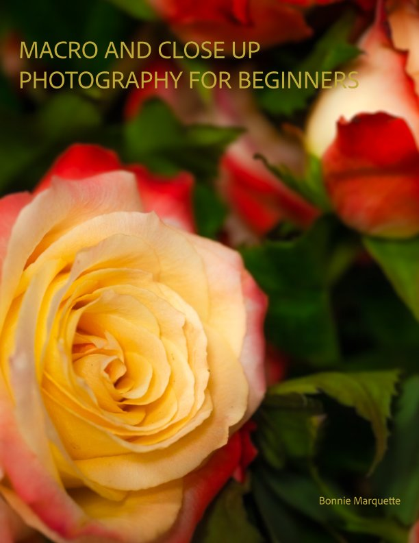 View Macro and Close Up Photography for Beginners by Bonnie Marquette