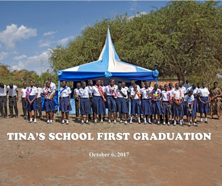 View Tina' School First Graduation by Cyril Malin