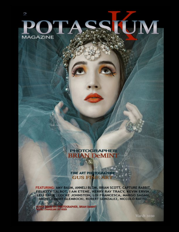 View Potassium Magazine Issue Two by Kerry Ray Tracy