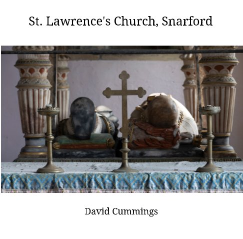View St. Lawrence's Church, Snarford by David Cummings