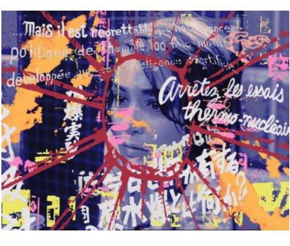 """""""Los tiempos locos"""" book cover"""