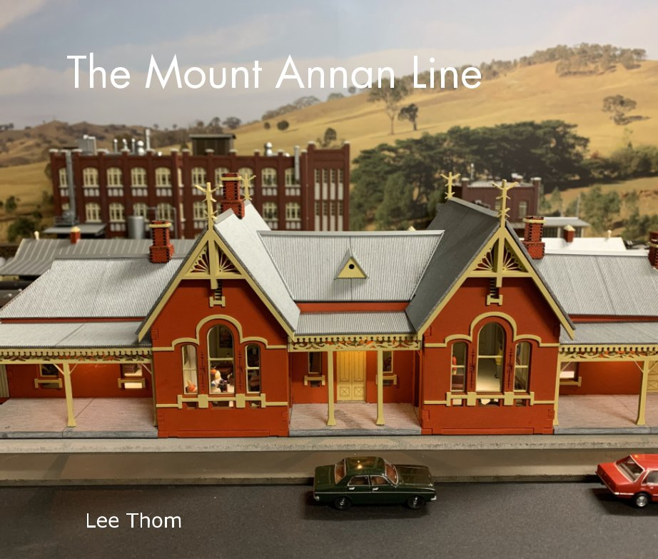 View The Mount Annan Line by Lee Thom