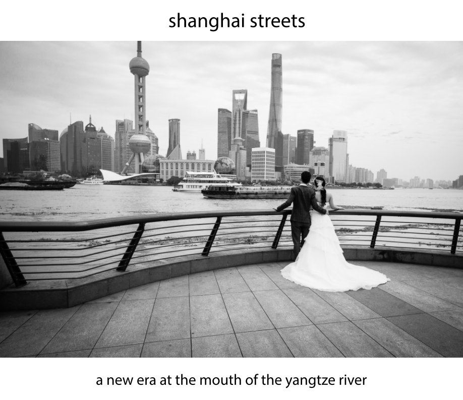 View shanghai streets by lionel buratti