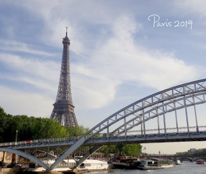 Paris 2019 book cover