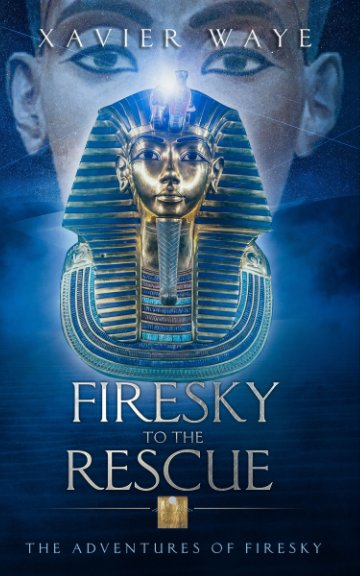 View Firesky to the Rescue by Xavier Waye