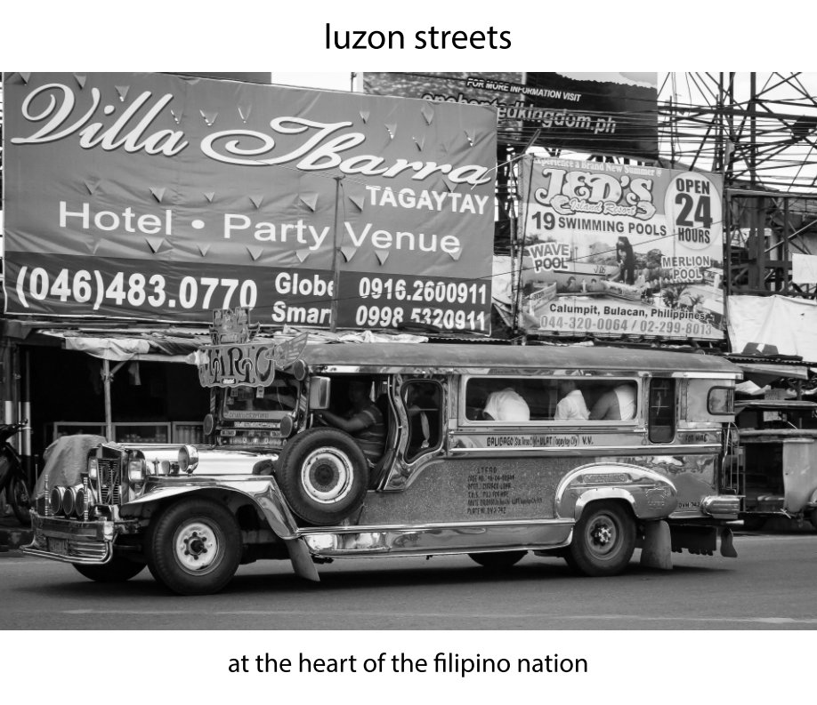 View luzon streets by lionel buratti