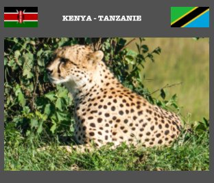 Kenya - tanzanie book cover