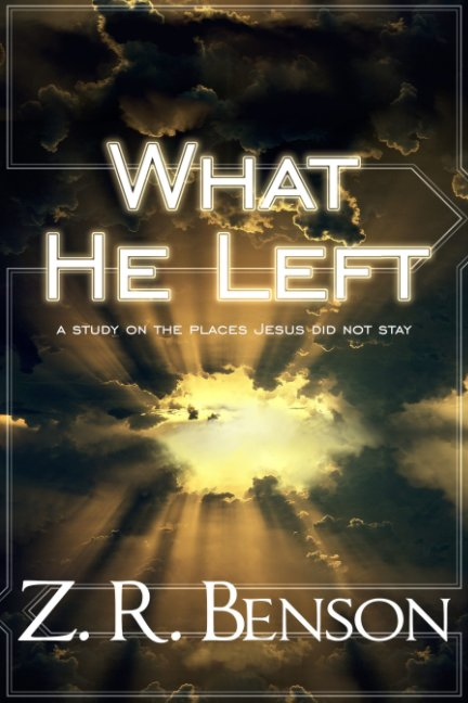 View What He Left by Z. R. Benson