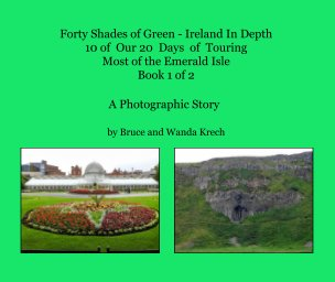 Forty Shades of Green - Ireland In Depth book cover