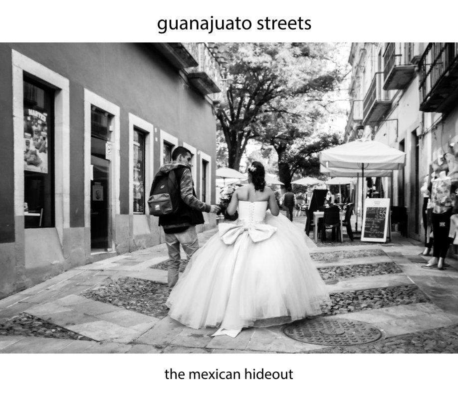 View guanajuato streets by lionel buratti