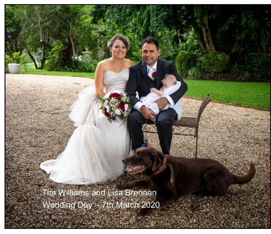 View Tim and Lisa Williams - Wedding Album by Marina Hobbs Photography
