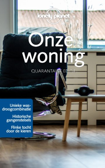 View Lonely Planet: Onze Woning by Marcel Bamberg