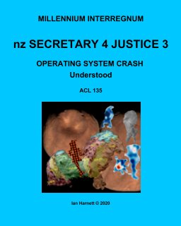 nz SECRETARY 4 JUSTICE 3 book cover