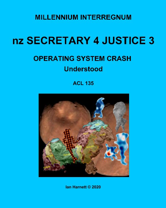 View nz SECRETARY 4 JUSTICE 3 by Ian Harnett, Annie, Eileen