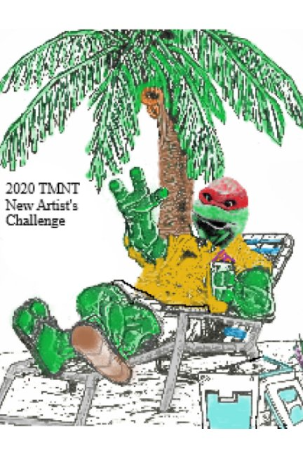 View TMNT New Artist's Challenge 2020 by KYSS, Gentry Estate