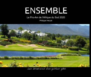 Pro-Am de l'Afrique du Sud 2020 book cover