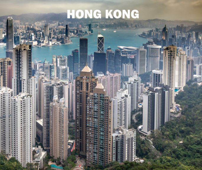 View Hong Kong by Paolo Castoldi
