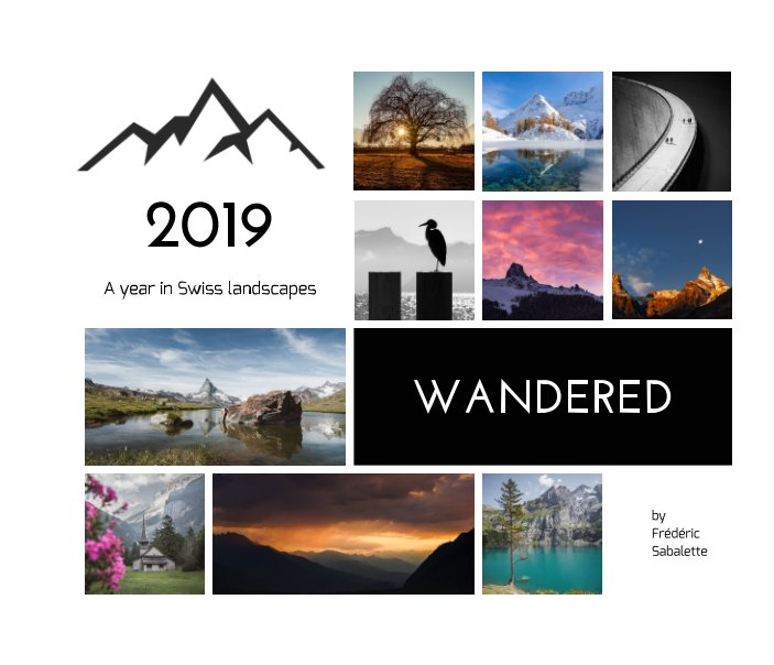 View Wandered 2019 by Frédéric Sabalette