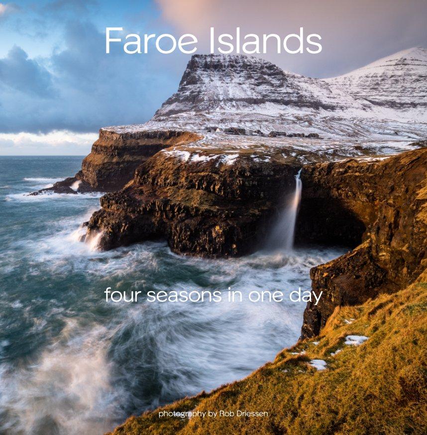 View Faroe Islands by Rob Driessen