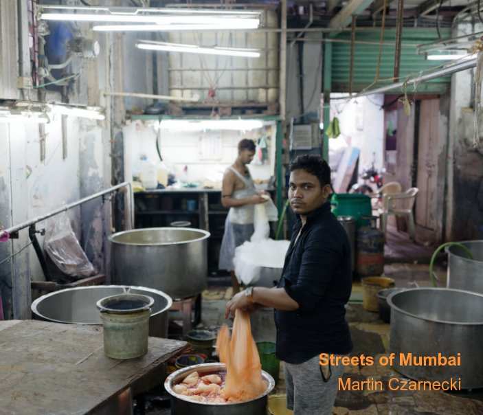 Ver Streets of Mumbai por Martin Czarnecki