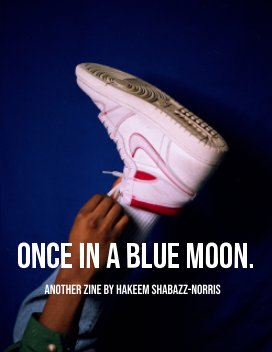 Once in a Blue Moon. book cover