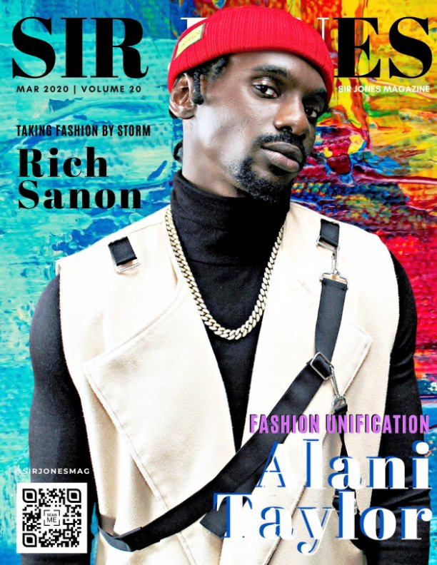 View Sir Jones Magazine Issue 20 by Sir Jones Media and PR