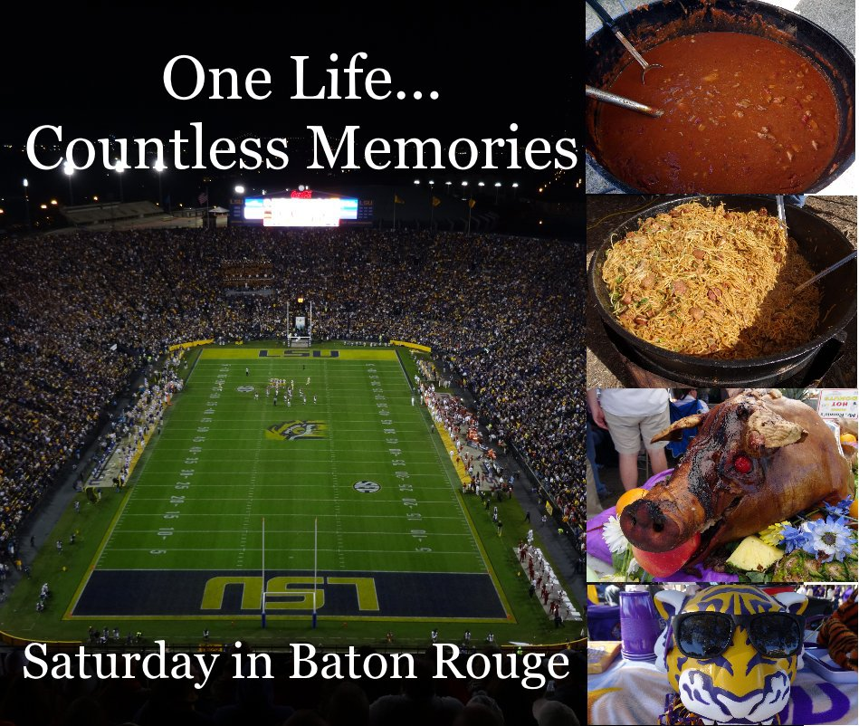 View Saturday in Baton Rouge by Chris Shaffer