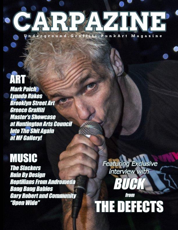 Ver Carpazine Art Magazine Issue Number 23 por Carpazine