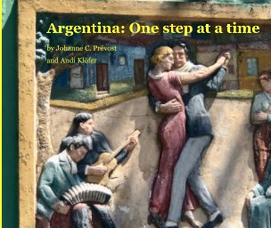 Argentina: One step at a time book cover
