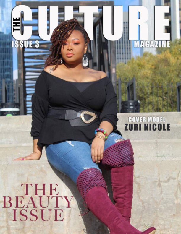 View The Beauty Issue by The Culture Magazine