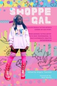 Shoppe Gal, The Memoir book cover