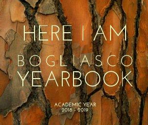 Bogliasco Yearbook 2018/2019 book cover