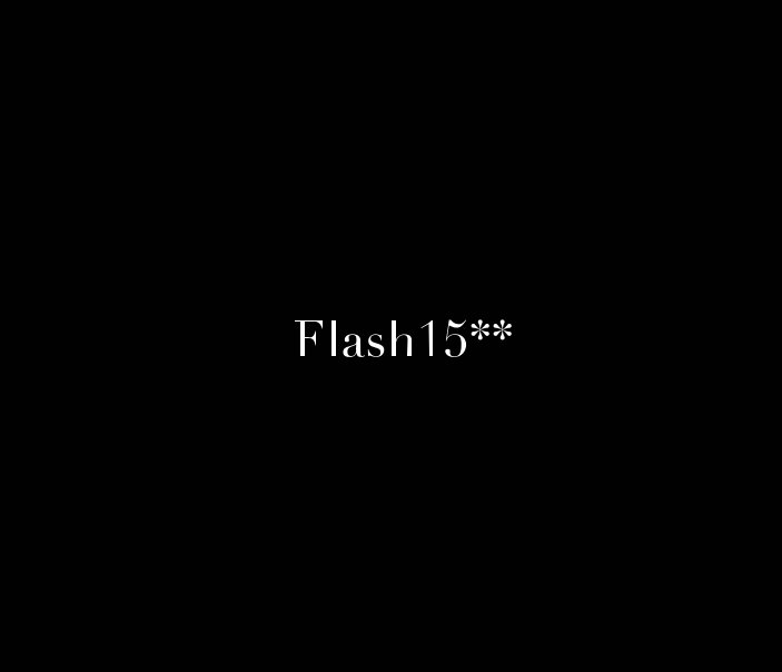 View Flash15** by Jeremy Vo