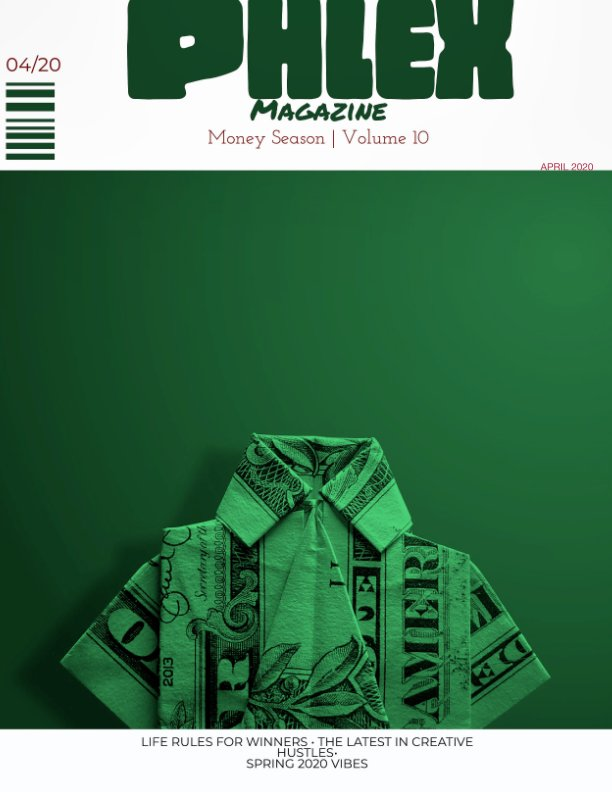 View Phlex Magazine by Edward J Grant