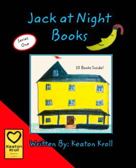 Jack at Night Books book cover