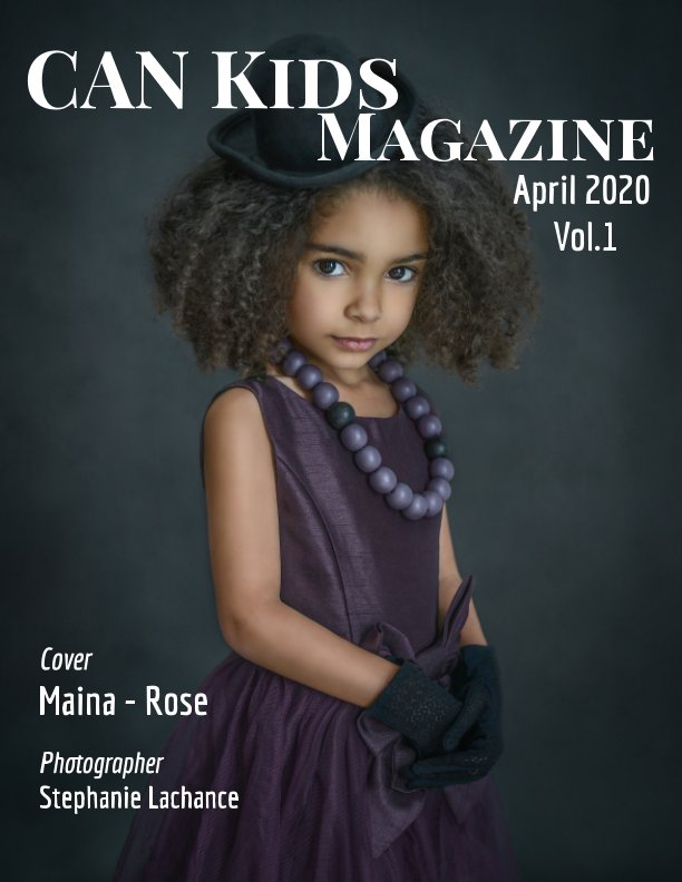 View April 2020 Vol 1 by CanKids Magazine