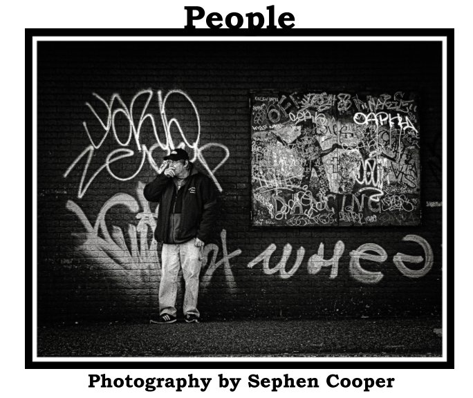 View People by Stephen Cooper