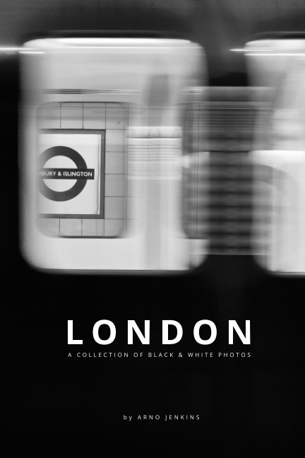 LONDON - A Collection Of Black & White Photos