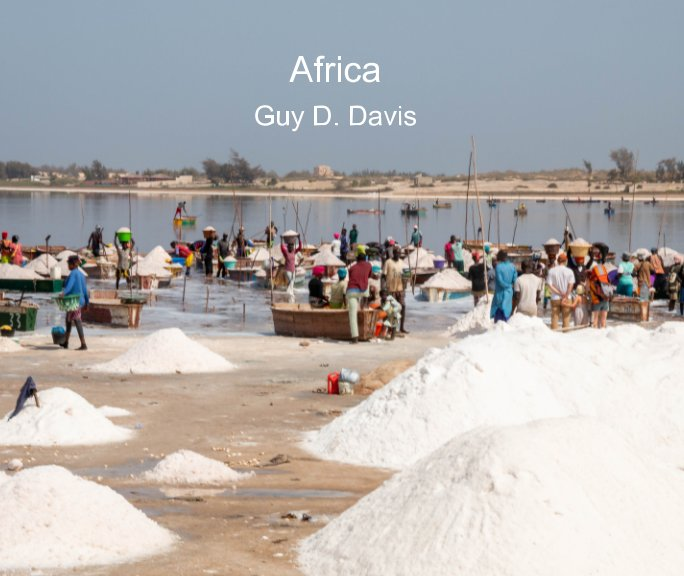 View Along Africa's Western Shores by Guy D. Davis